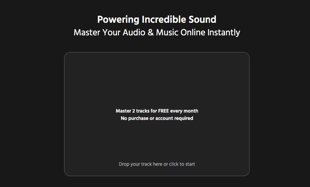 Major Decibel Online Mastering