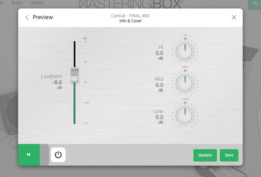 Mastering Box Customisation